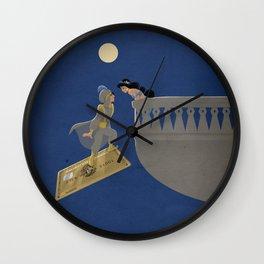 The Magic Carpet Wall Clock