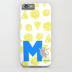 m for mouse iPhone 6s Slim Case