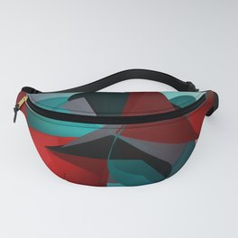 3 colors for a polynomial Fanny Pack