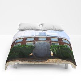 Gideon High School Building Comforters