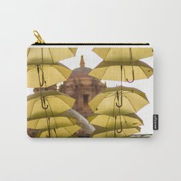 Sombrillas amarillas Carry-All Pouch