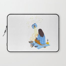 Tiny mountain Laptop Sleeve