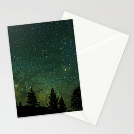 Wednesday Night Stationery Cards