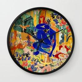 Henri el Matisse Wall Clock