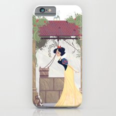 Snow white Slim Case iPhone 6s