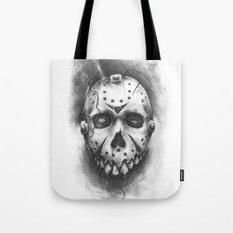 The Return of Vorhees Tote Bag