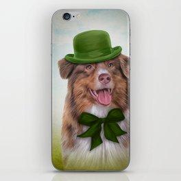 Dog breed Australian Shepherd, Aussie iPhone Skin