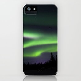 Northern Lights iPhone Case