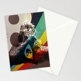 Love ve love love... Stationery Cards