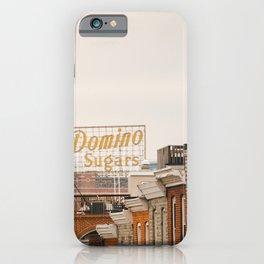 Domino Sugar - Baltimore iPhone Case