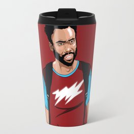 Prince Gambino Travel Mug