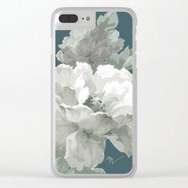 Diane Clear iPhone Case
