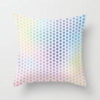 jazz Throw Pillows featuring Jazz by Marta Olga Klara