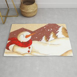 Mountain Flurry Rug