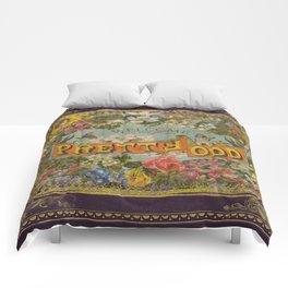 Pretty Odd Comforters