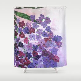 In The Kingdom Of Love Shower Curtain