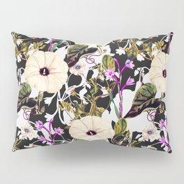 Flowery abstract garden Pillow Sham