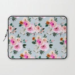 Summer Beach Rose Laptop Sleeve