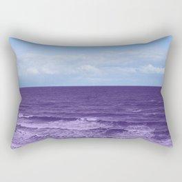 Ultra Ocean Rectangular Pillow