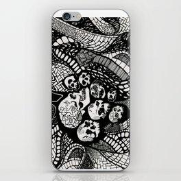 Skullify Meh iPhone Skin