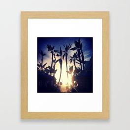 Califoria Framed Art Print