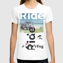 Ride Australian T-shirt
