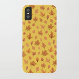 Hi Autumn iPhone Case