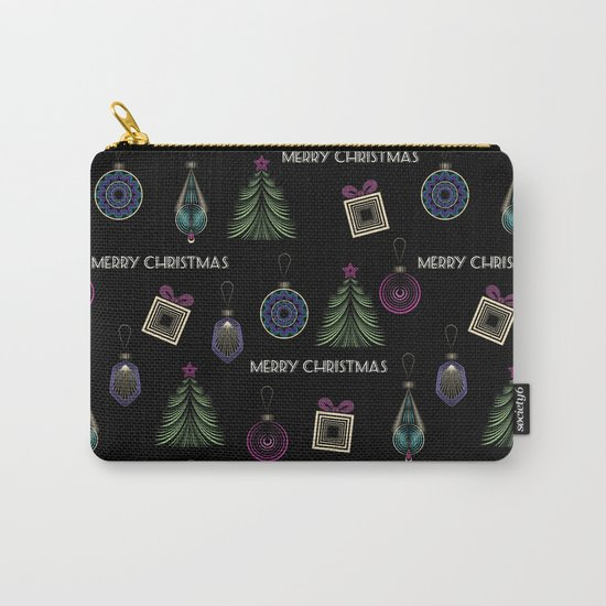 Getting ready for Christmas. Gifts! Carry-All Pouch