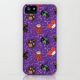Hola Mijas Bonitas Halloween Candy  iPhone Case