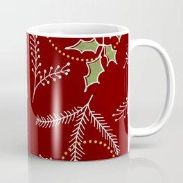 Classic Xmas #society6 #xmas Coffee Mug