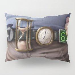 Waist of Time Pillow Sham