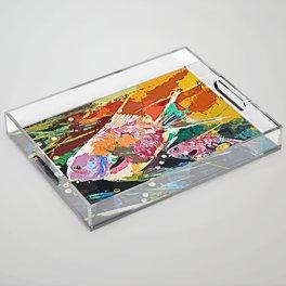 Fish Acrylic Tray