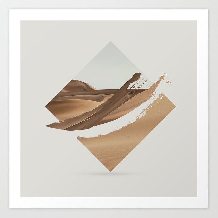 Discover the motif STRANGE WAVES by Robert Farkas as a print at TOPPOSTER