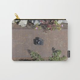 Railroad track Carry-All Pouch