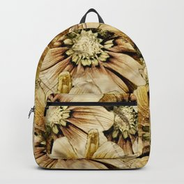 DISTRESSED DAISIES Backpack