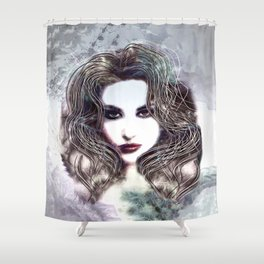 Davina Shower Curtain