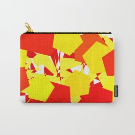 Brave Red Carry-All Pouch