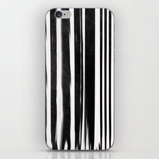 White Lines iPhone & iPod Skin