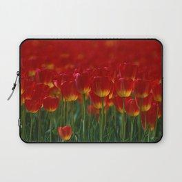 red tulip kingdom Laptop Sleeve