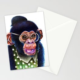 School Picture 2 Stationery Cards