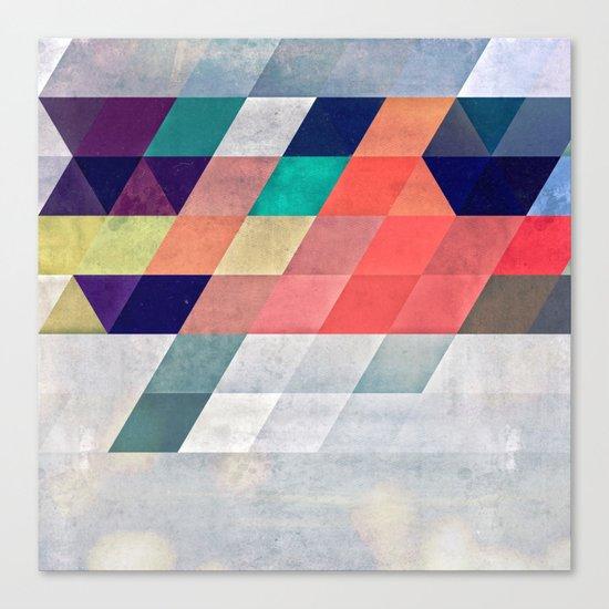 Myxy Canvas Print