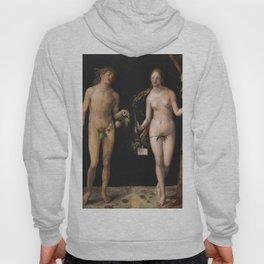 Albrecht Durer - Adam And Eve Hoody
