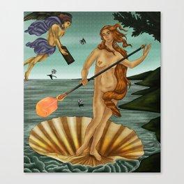 Gafferdite - Composition Canvas Print