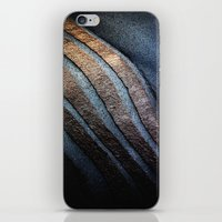 stone iPhone & iPod Skins featuring Stone by Ni.Ca.