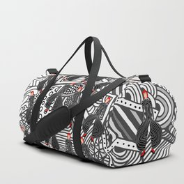Heroes Fashion 6 Duffle Bag