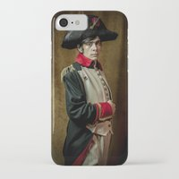 napoleon iPhone & iPod Cases featuring Napoleon B by SOCKIVISION Store