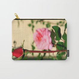 A Tale of Two Roses Carry-All Pouch