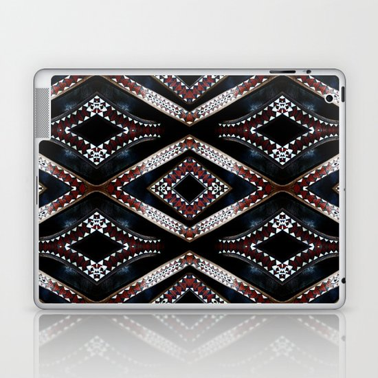 Pacific carve Laptop & iPad Skin
