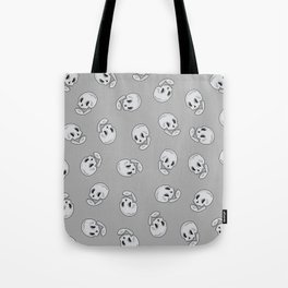 Skull (vector) Tote Bag