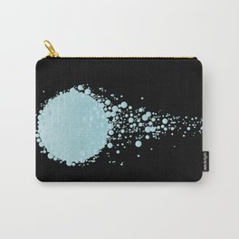Blue Water Bubbles Carry-All Pouch
